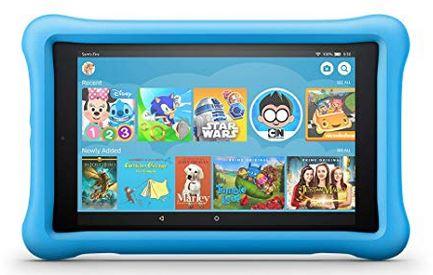 Fire 8 Kids Tablet